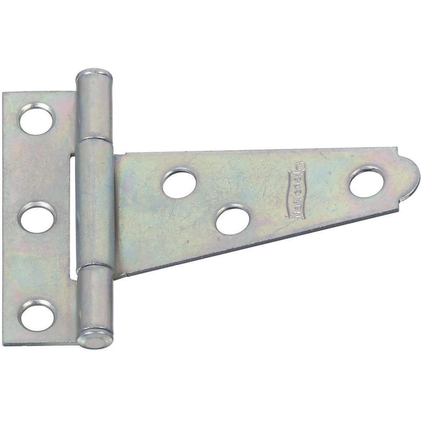 National 2 In. Light Duty T-Hinge With Screw (2 Count) Image 1