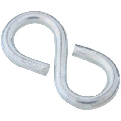 National 1-1/4 In. Zinc Light Closed S Hook (5 Ct.)