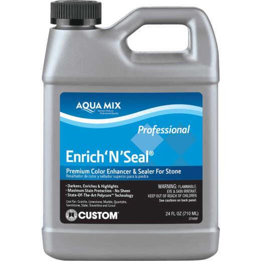 Custom Building Products Aqua Mix Enrich N'Seal 24 Oz. Stone Tile Sealer