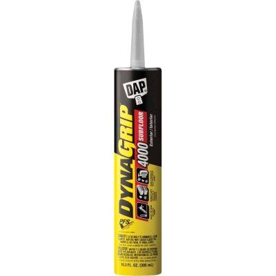 DAP DYNAGRIP 4000 10.3 Oz. Subfloor Construction Adhesive