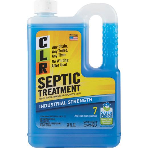 Drain Openers & Septic Tank Treatments