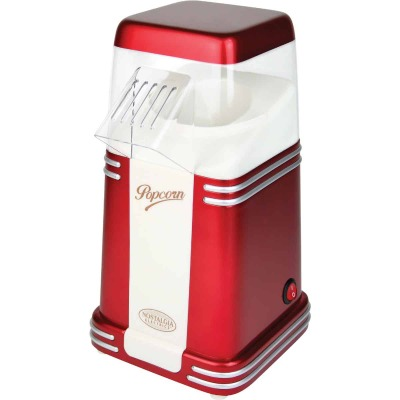 Nostalgia Retro Series 8-Cup Hot Air Popcorn Popper