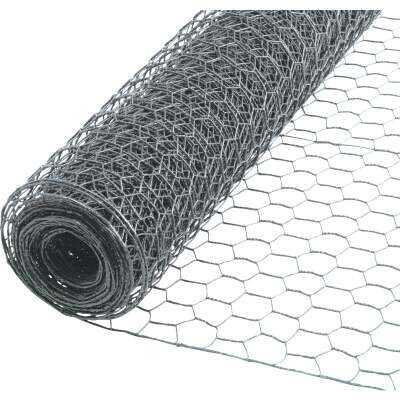 Do it 1 In. x 24 In. H. x 50 Ft. L. Hexagonal Wire Poultry Netting