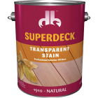 Duckback SUPERDECK Transparent Exterior Stain, Natural, 1 Gal. Image 1